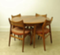 Rosewood Mobelfabrik dinning table (27).