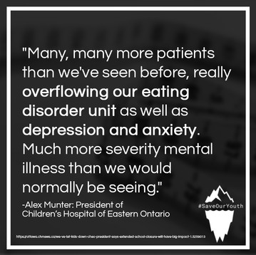 Save Our Youth - Eating Disorder, Depres
