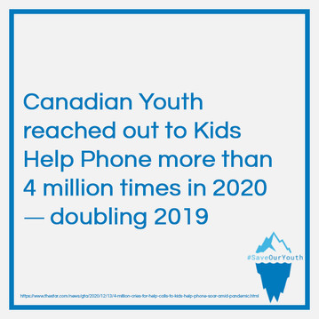 Save Our Youth - Kids Help Phone line.jp