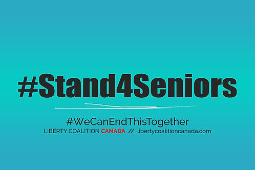 Stand for Seniors