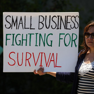 Small Business Fighting For Survival