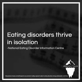 Save Our Youth - Eating Disorders thrive