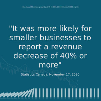 Smaller Businesses Hurt More