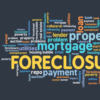 The Real Threat of Foreclosure