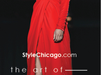 Chicago's Ewelina Barlak of EwelineB: Designer to the Stars