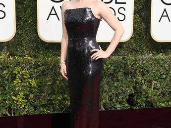 EwelineB at Golden Globes 2017