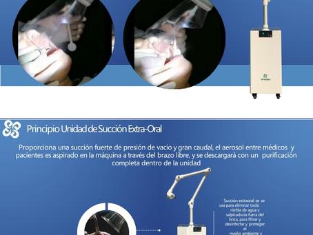 Dental Extra Oral Vacuum Demo ( Spanish version)
