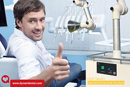 Real reasons why you should get your Extra Oral Vacuum System Now!