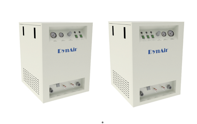 Dental Compressed Air & Vacuum Systems