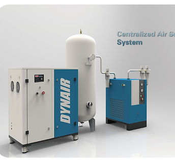 Aerosol Air Disinfector | Compressor Systems