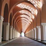 mosquée Hall d'entrée