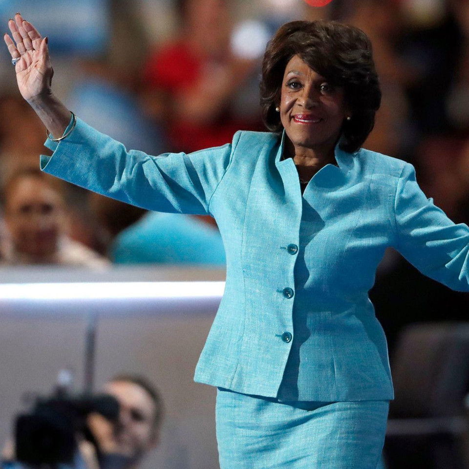 MAXINE WATERS FOR CONGRESS