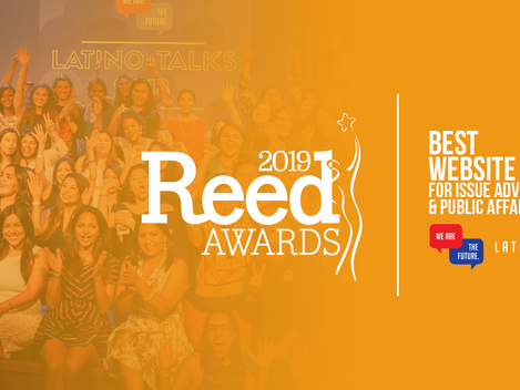 Three(i) Wins Back to Back Reed Awards for Web