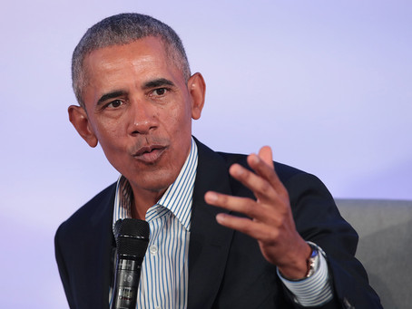 Obama says making a voting plan is part of 'how to quarantine successfully'