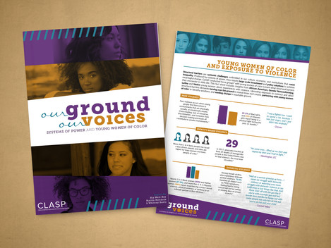 Three(i) Designs Report Amplifying Voices of Young Women of Color