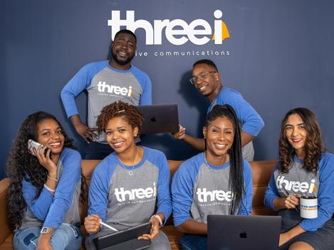 Three(i) Brings on Four New Creative Sidekicks to New Office