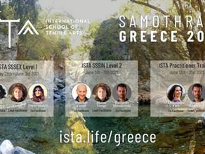ISTA GREECE SAMOTHRAKI 2021