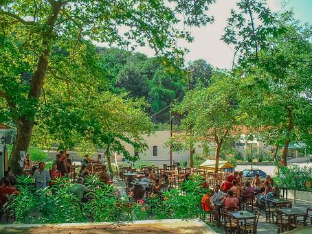 Η Σαμοθράκη είναι ο επίγειος παράδεισος της Ευριδίκης Ματσούδη