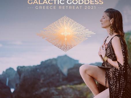 GALACTIC GODDESS GREECE RETREAT