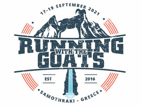 Running With The Goats - #rwtg