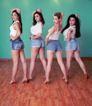 Salsa Ladies Team