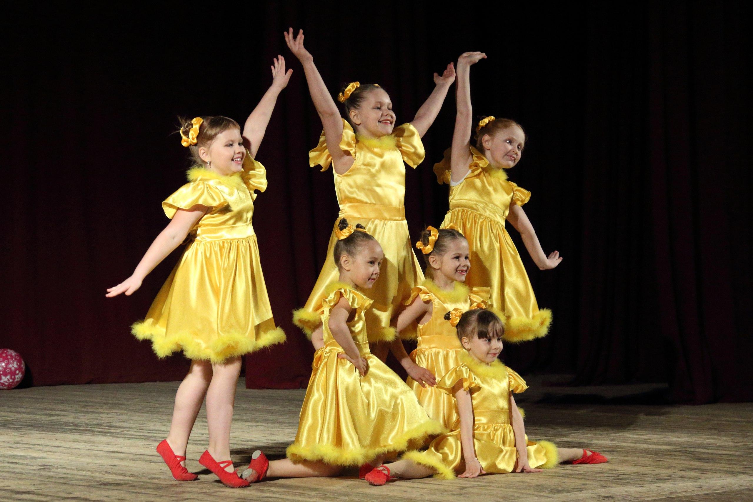 эстрадные танцы Люберцы