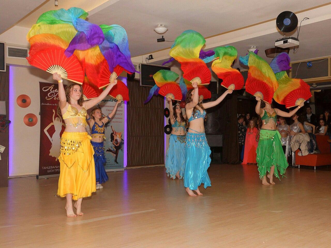 Восточные танцы Люберцы