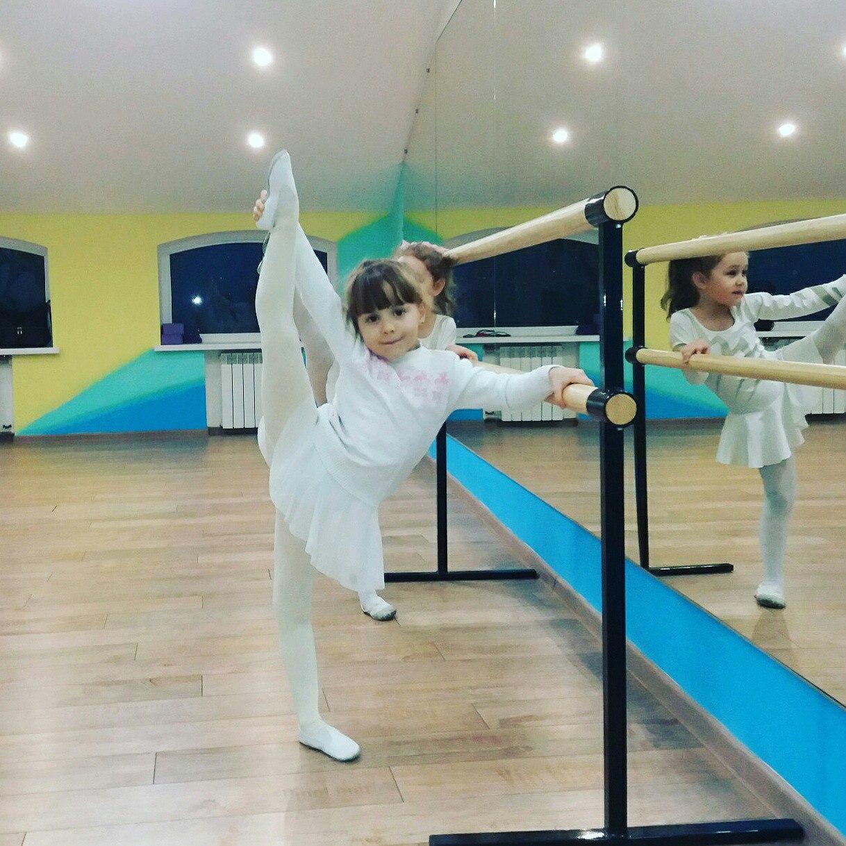 Растяжка + акробатика дети Люберцы