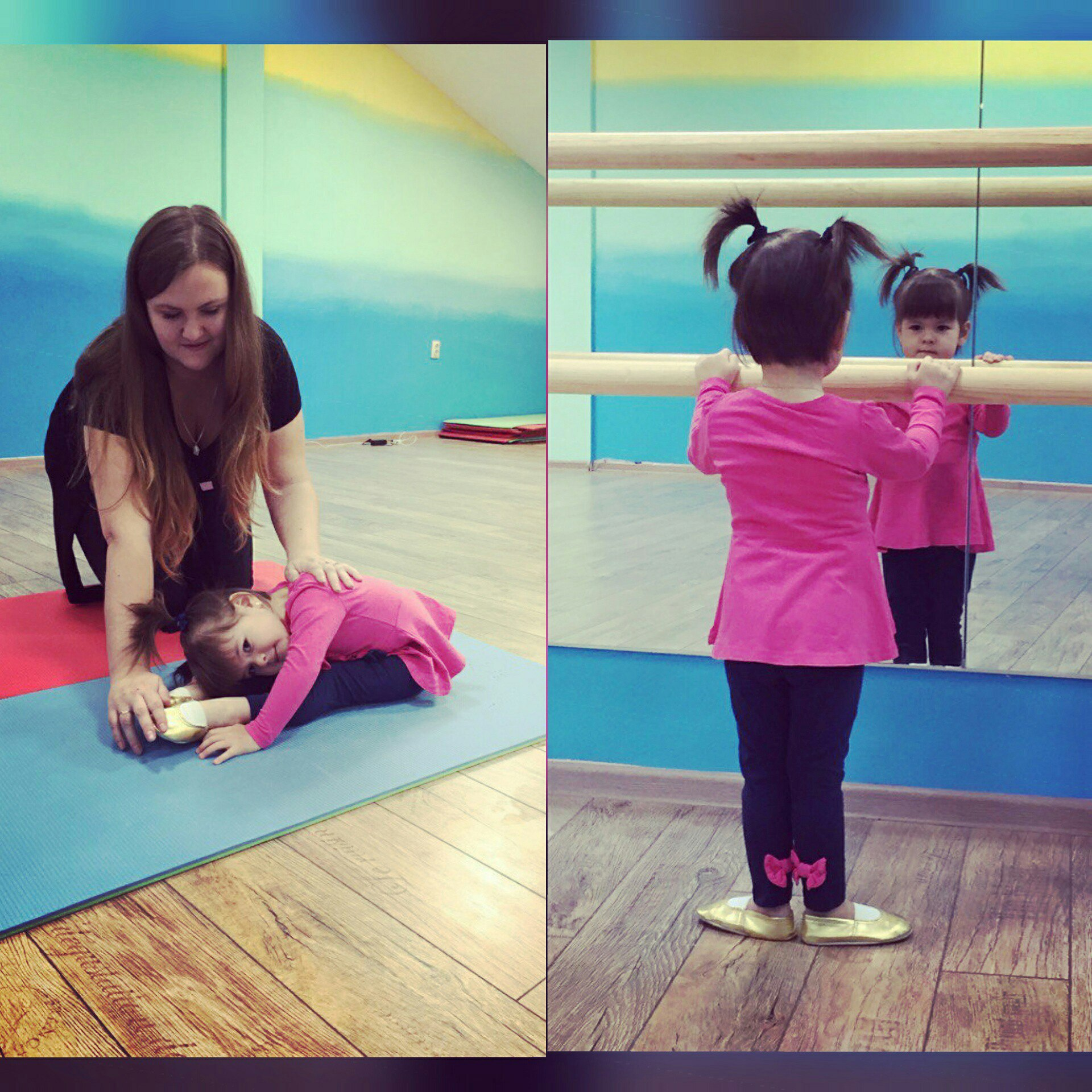 Детские танцы от 2 лет Люберцы
