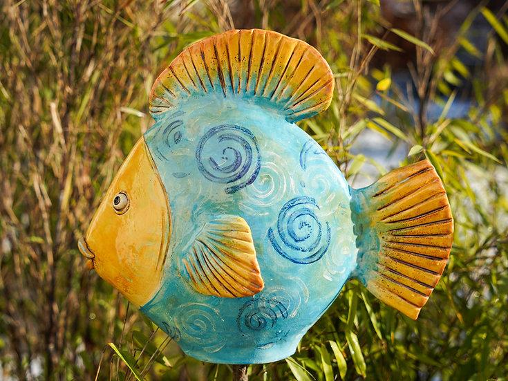 Flach-Fisch 'Spirale'