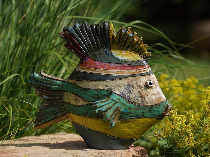 Flach-Fisch 'Tukky'
