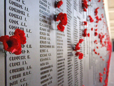 A Day to remember all those brave souls