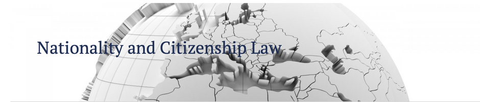 Adoption and British Nationality Law: The Need to Amend