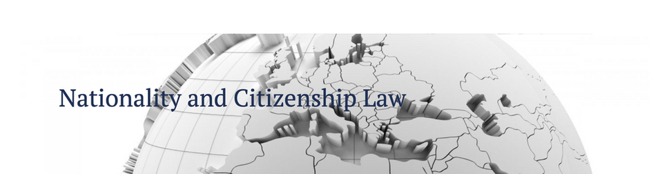 Stateless Children and the UK's Nationality and Borders Bill by Adrian Berry dated: 27 July 2021