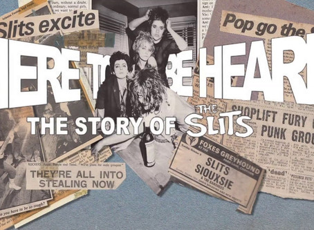 A Slice of Punk History Comes to Town...