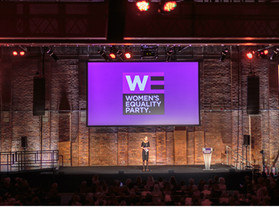 Sisterhood of The Political Kind....My Journey to The Women's Equality Party Conference 25/11/16