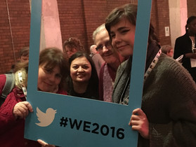 WEP Conference – For Shoulder to Shoulder Deeds Not Words Towards Liberation Blog
