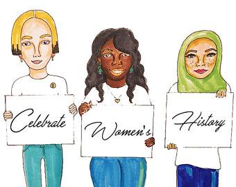 Celebrate Women's HERstory