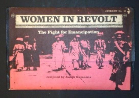 July 2019: JACKDAW No. 49 - WOMEN IN REVOLT