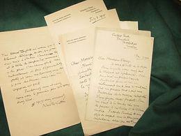 November 2019: Neville Bulwer-Lytton's Letters