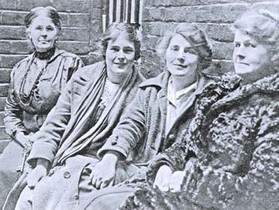 Derbyshire's Suffragettes and Suffragists The Growing List...