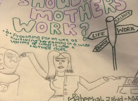 Perspectives Series: Should Mothers Work?