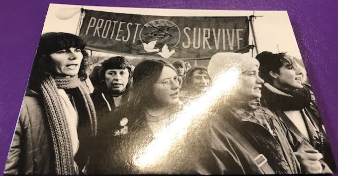 February 2019:Which Protest, Which Year? How Many Women?
