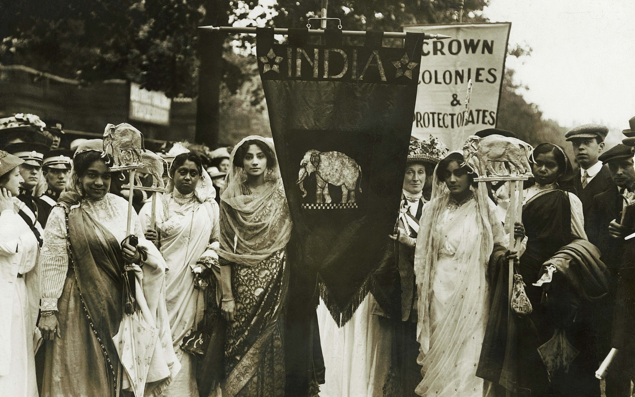 Asian Suffragettes