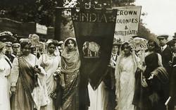 Asian Suffragettes