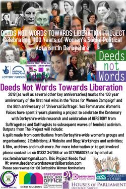 DEEDS NOT WORDS LEAFLET (1)