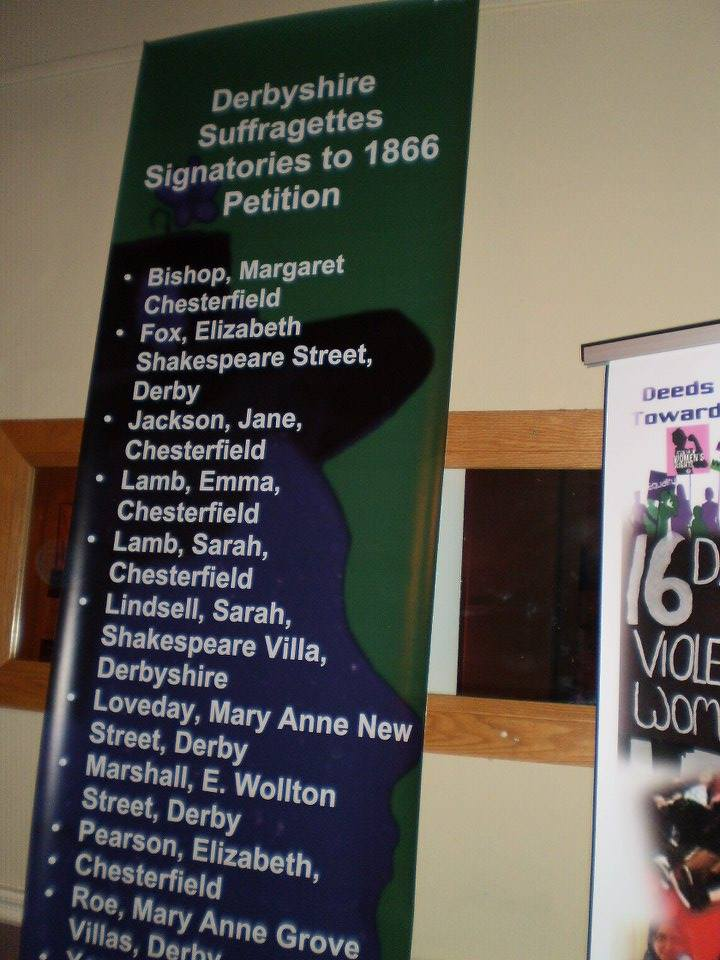 Signatories to The 1866 Petition
