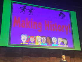 My Experience at The WEP Conference 2016: Making History... in Big Ways and Small!