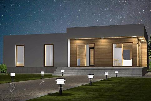 Заказать проект дома в Санкт-Петербурге