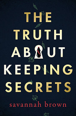 The Truth About Keeping Secrets final co